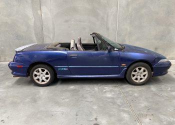 1993 Ford Capri