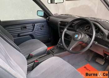 1989 BMW E30 318i