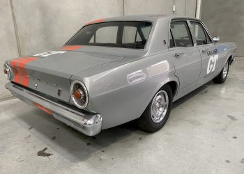 1967 Ford XR Falcon Gallaher