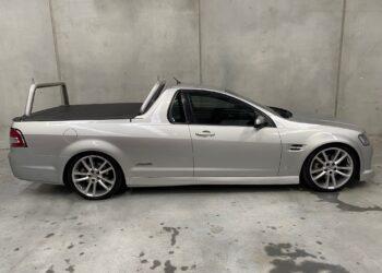 2008 Holden VE SS Utility V8