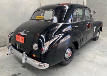 FJ Holden Black