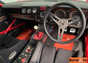 1971 Ford Falcon Race Car