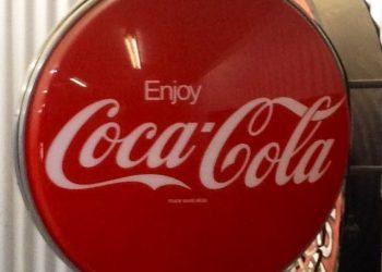 Coca-Cola Light Sign