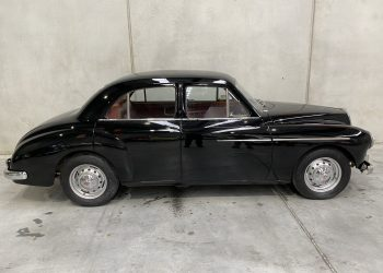 1955 MG Magnette ZB Sedan