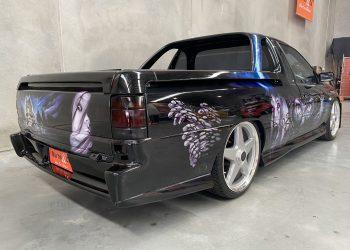 2000 Holden Commodore VS Utility