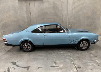 1971 Holden HG Monaro