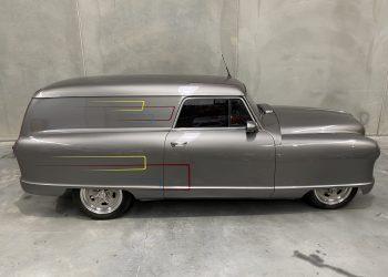 1950 Nash Rambler Panel Van