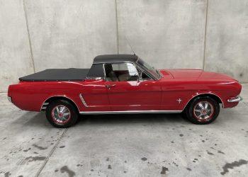 Mustang Ute