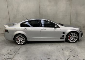 2008 HSV VE Clubsport R8