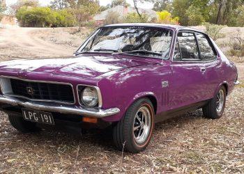 1973 LJ GTR-XU1 Torana Bathurst