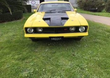 Ford Falcon XB GT 351 V8
