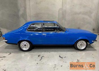 1972 Holden LJ Torana GTR