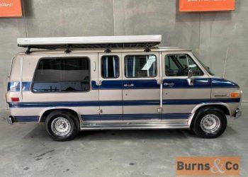 1988 GMC Vandura 2500 Camper Van