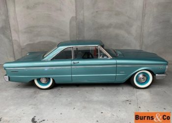 1966 Ford XP Falcon Deluxe Coupe